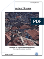 Project on Housing Finance