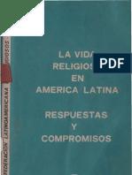 Clar - Vida Religiosa Respuestas y Compromisos