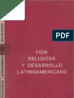 Clar - Vida Religiosa y Desarrollo Latinoamericano