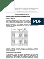 PLEC CLÀUSULES CONSESSIO LOCALS DE VILABLAREIX