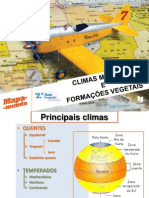 Climas Mundiais e Form. Vegetais Final - MM
