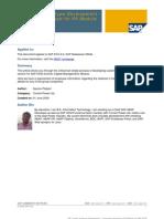 PA Custom Infotype Development - Employee Infotype for PA Module of SAP HCM