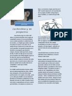 Las Bicicletas y Mi Prospectiva