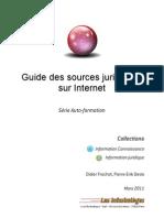 Guide des sources juridiques sur Internet