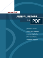 NASSCOM Annual Report 2011-2012