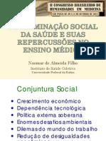 Conferencia Humanidades Medicina CFM-SP 2012