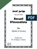Recueil d'Invocations