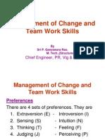 PP5 Management Skills