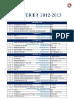 Calendrier previsionel CNYB 2012 -2013