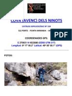 COVA - AVENC DELS NINOTS