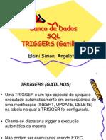 Banco de Dados - SQL Trigger