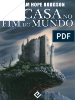 A Casa no Fim do Mundo – William Hope Hodgson