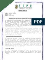 Organizacion Del Sector Fps