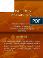 Kondiloma