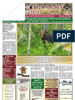 Northcountry News October 12, 2012