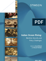 Indian Ocean Rising- Maritime Security and Policy Challenges