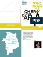 (if) Programme Cher Terre Arts 2012