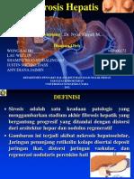 Cirrhosis Hepatis to PRESENT