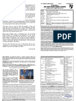 Newsletter 121014