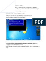 Cómo instalar Turbo C