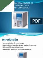 Analizador de Hematologia BC-2800