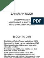 Zakariah Noor 2