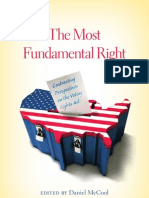 The Most Fundamental Right (excerpt)