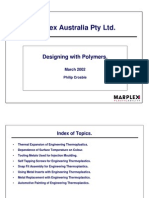 Designing With Polymers[1]