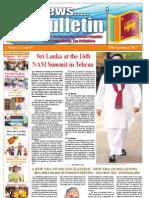 Embassy of Sri Lanka Manila - Newsletter 4