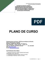plano de curso técnico em violino