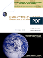 Mineria y Medioambiente