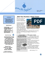Dreams Newsletter #2