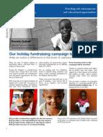 DFO October 2012 Newsletter
