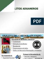 Delitos Aduaneros -Dr. Gustavo Mejia Velasquez