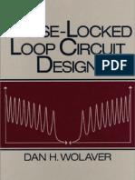 Phase-Locked Loop Circuit Design_Wolaver