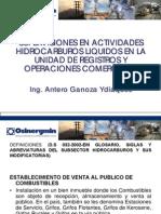2.- Supervision de Seguridad en Instalaciones de Servicio, Grifos y Gasocentros