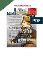 VIVE L'Empereur Magazine  No 4