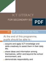 ict literacy