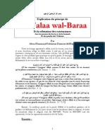 Al-Walaa Wal-Baraa Et La Refutation Des Extremismes (5eme Edition)