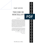 A Reformed Druid Anthology-07-Miscellany