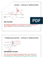 Theory of Circuit Breaking