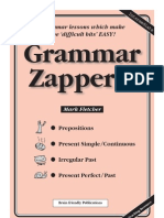 English Experience Press Grammar Zappers