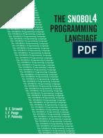 The SNOBOL4 Programming Language
