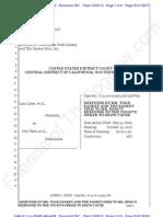 Liberi v Taitz - ECF 567 - 2012-10-09 - Sankey Response to Berg Respons