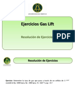 Clase Ejercicios Gas Lift