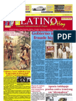 El Latino de Hoy | The Only Weekly Hispanic Newspaper of Oregon | 10-10-2012