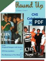 The Round Up Magazine-October