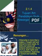 2.1 b Tujuan Am PSK Edited