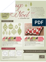 Promotion Octobre 2012