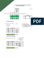 Poblacion Futura- Metodos de Calculo poblacional